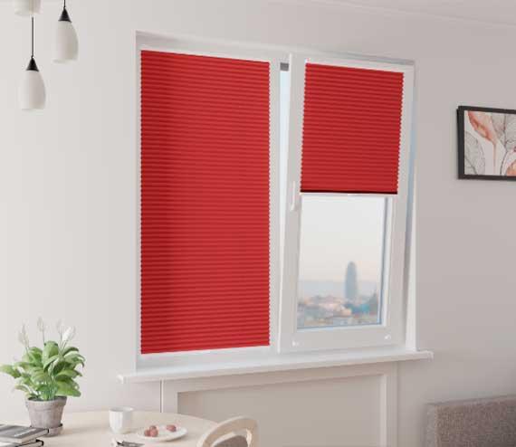 Купите онлайн шторы плиссе в интернет-магазин ЖалюзиДВ