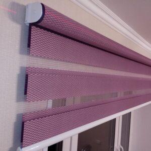 Как выбрать шторы или жалюзи на окна нестандартной конфигурации?